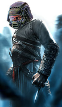 Assassin's Creed 2: Altair in Space!