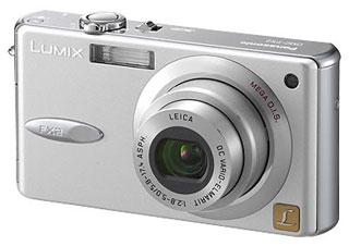 Panasonic DMC-FX2