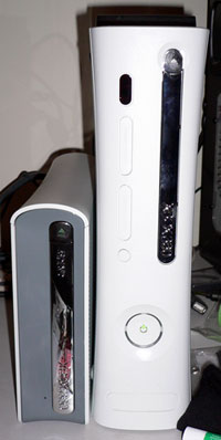 Xbox 360 with HD DVD Drive