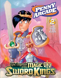 Epic Legends of the Magic Sword Kings