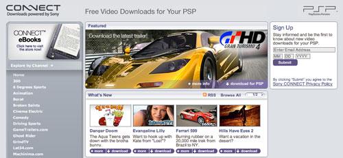 Gran Turismo HD...or not