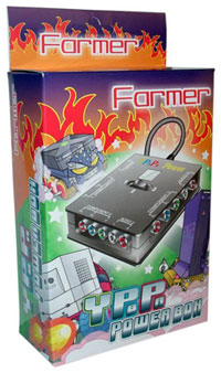 YPbPr Power Box