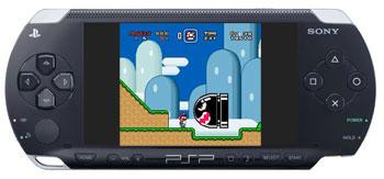 Mario on PlayStation?