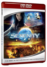 Serenity on HD-DVD