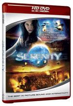 Serenity on HD-DVD