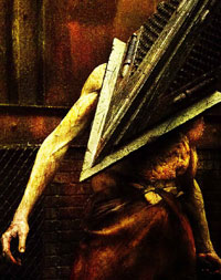 Silent Hill's Pyramid Head