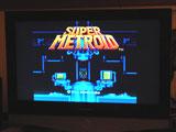 Super Metroid at 60Hz