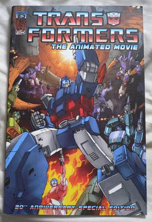 Animated Movie Graphic Novel