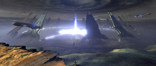 Halo 3's Ark...or is it?