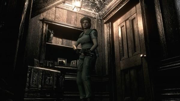 Resident Evil HD: Jill Valentine