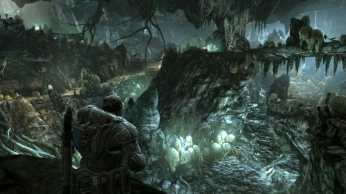 Gears of War 2 - The Hollow