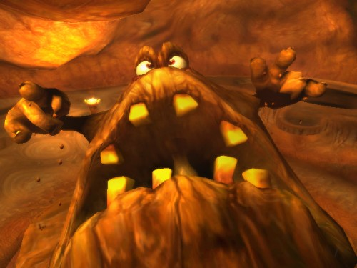 The Great Mighty Poo in Conker: Live & Reloaded