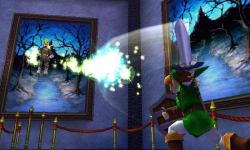 Ocarina of Time 3D