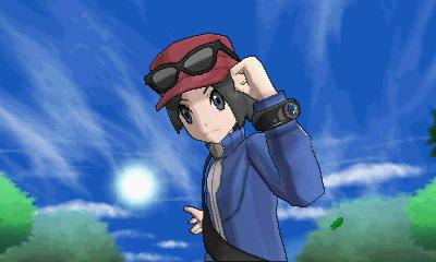 Pokémon X/Y Trainer
