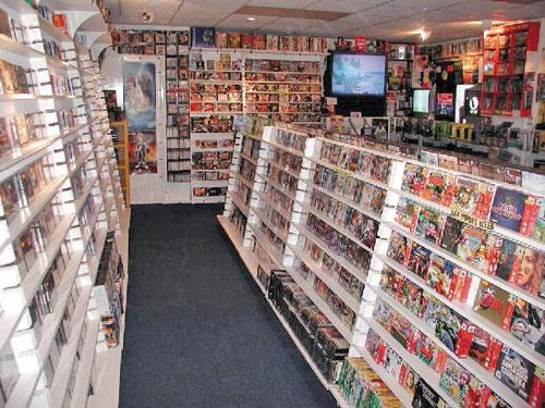 Video Game Centre